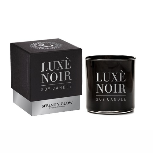 Packaging design for luxurious line of candles