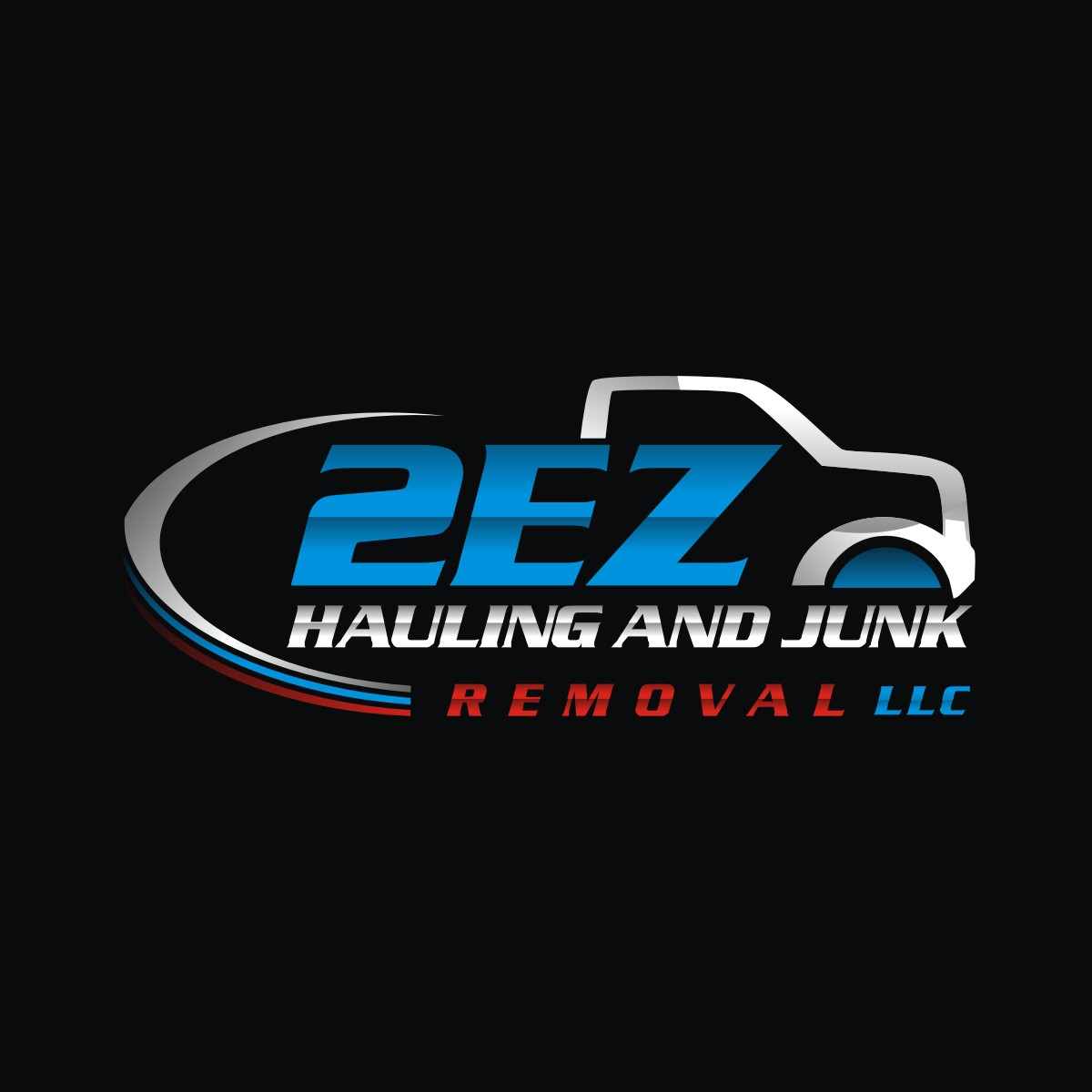 Looking for my hauling company logo to pop