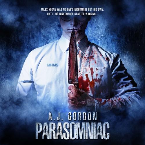 'Parasomniac' book cover