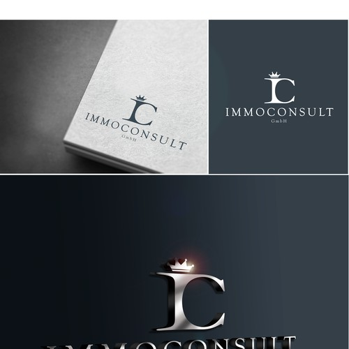 IC IMMOCONSULT COMPANY- logo design