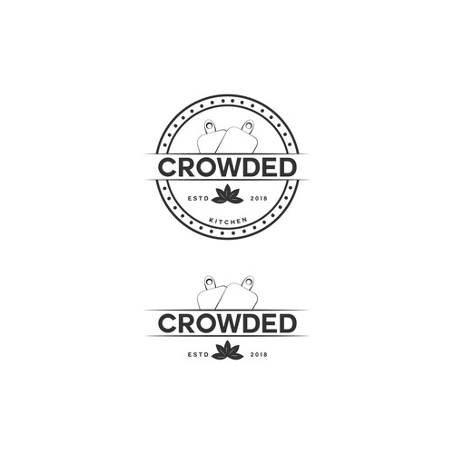 Logo for Crowded kitchen