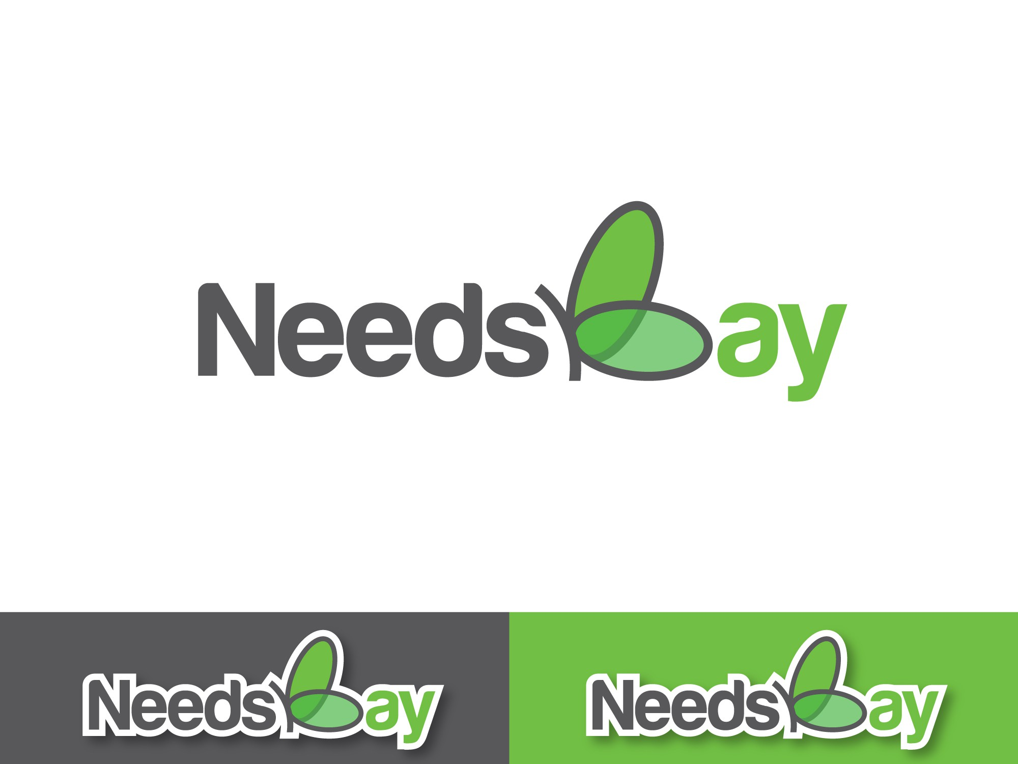 Create an eye catching logo for a niche health online marketplace called Needsbay