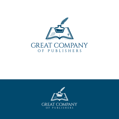 Logo for Great company of publishers