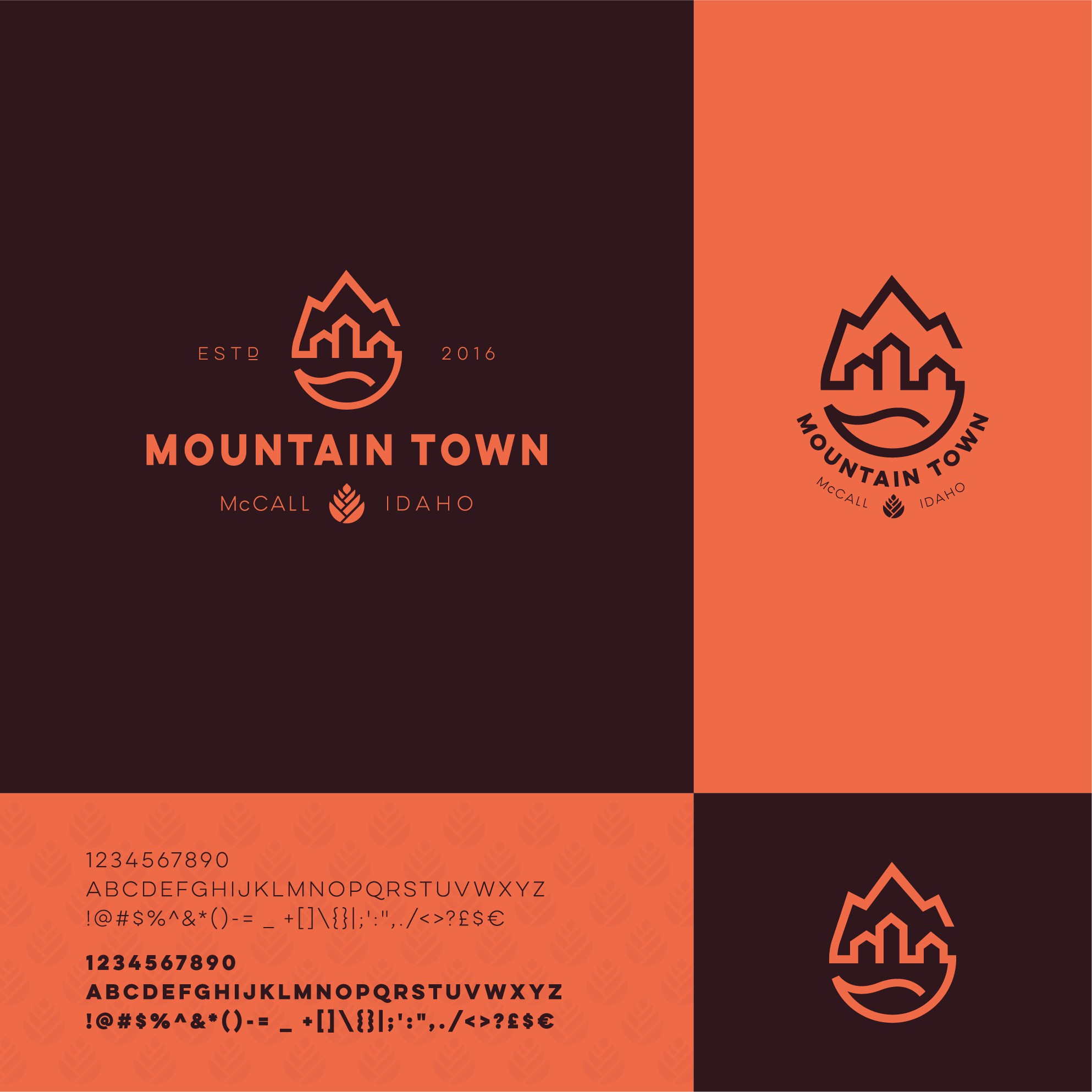A unique and creative approach to logo design.
