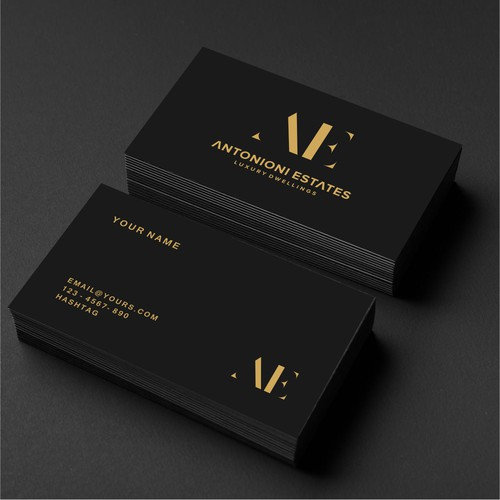 Modern luxury and minimalist for AE