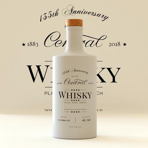 Whisky Label