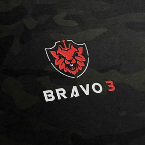 Logo concept for Bravo 3