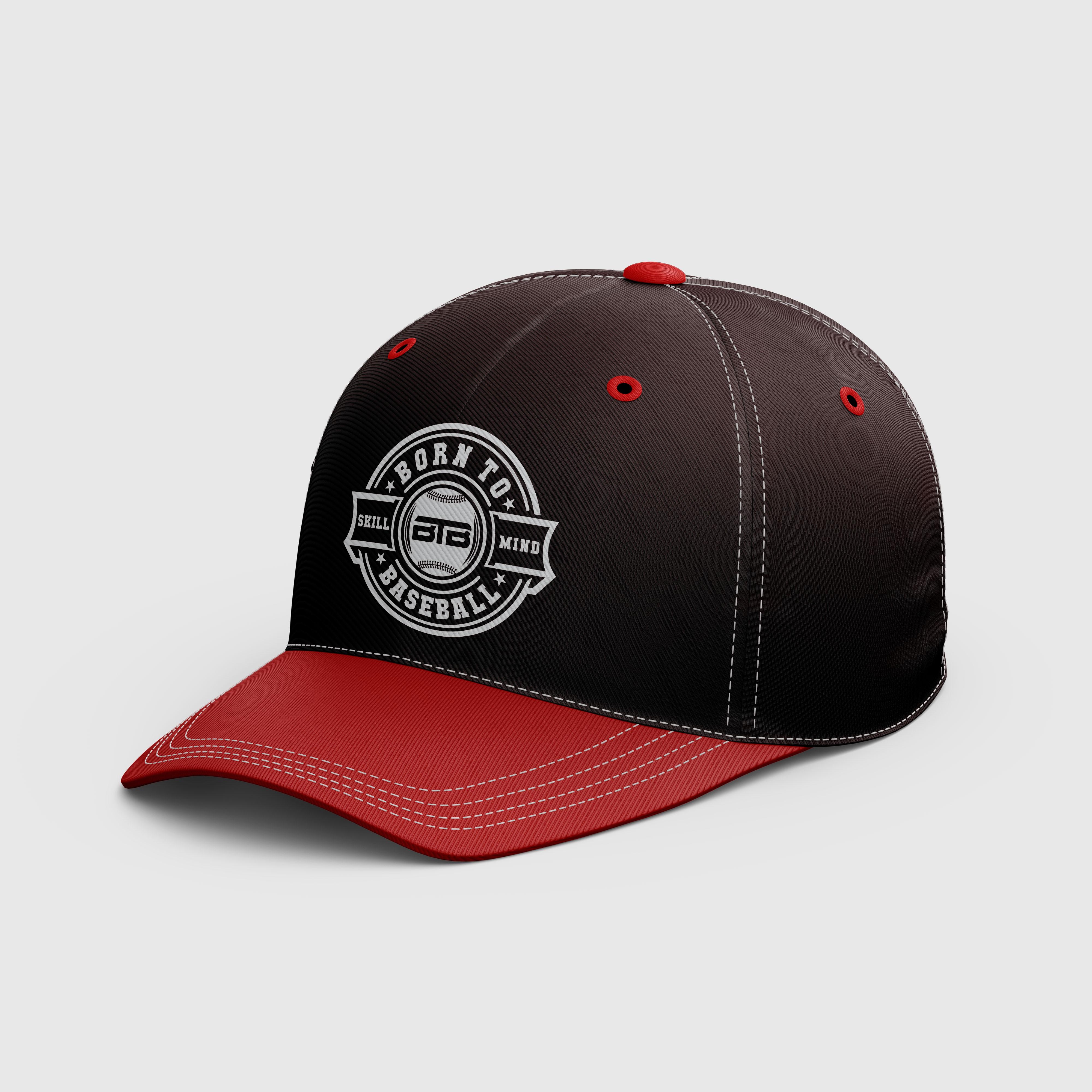 Baseball Hat Logo Design for BTB