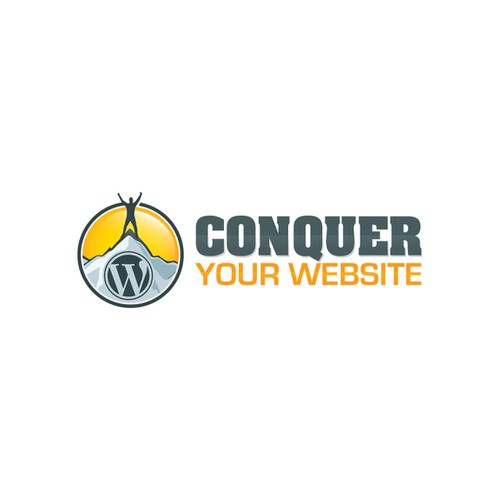 logo for Conquer Your Website