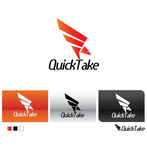 QuickTake Logo Design