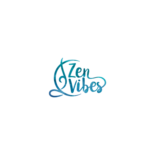 Zen Vibes logo for Zen Products for Yoga/Spirituality Community