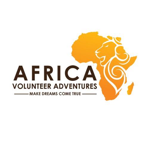 Africa Volunteer Adventures Logo