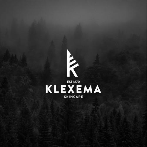 Klexema logo design