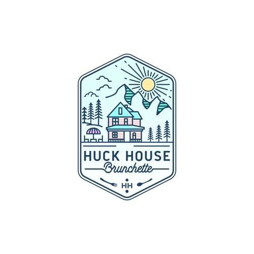 Monoline Huck House