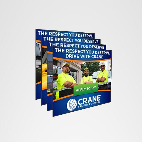 Banner Ads - Trucking