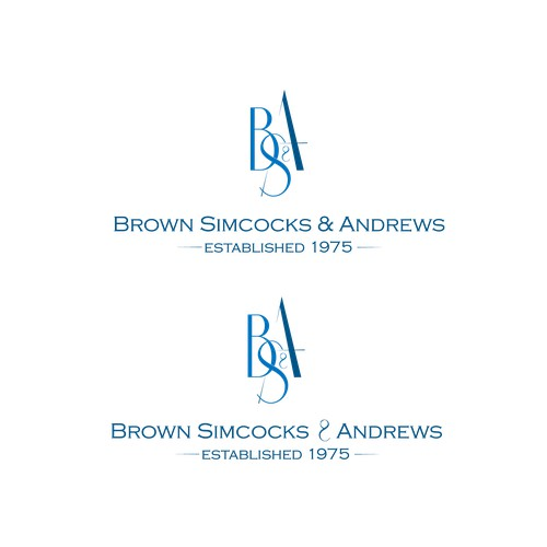 new logo for BS&A