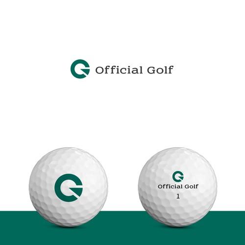 Official Golf Logo