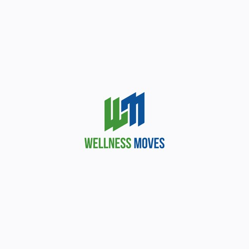 logo for wellness moves