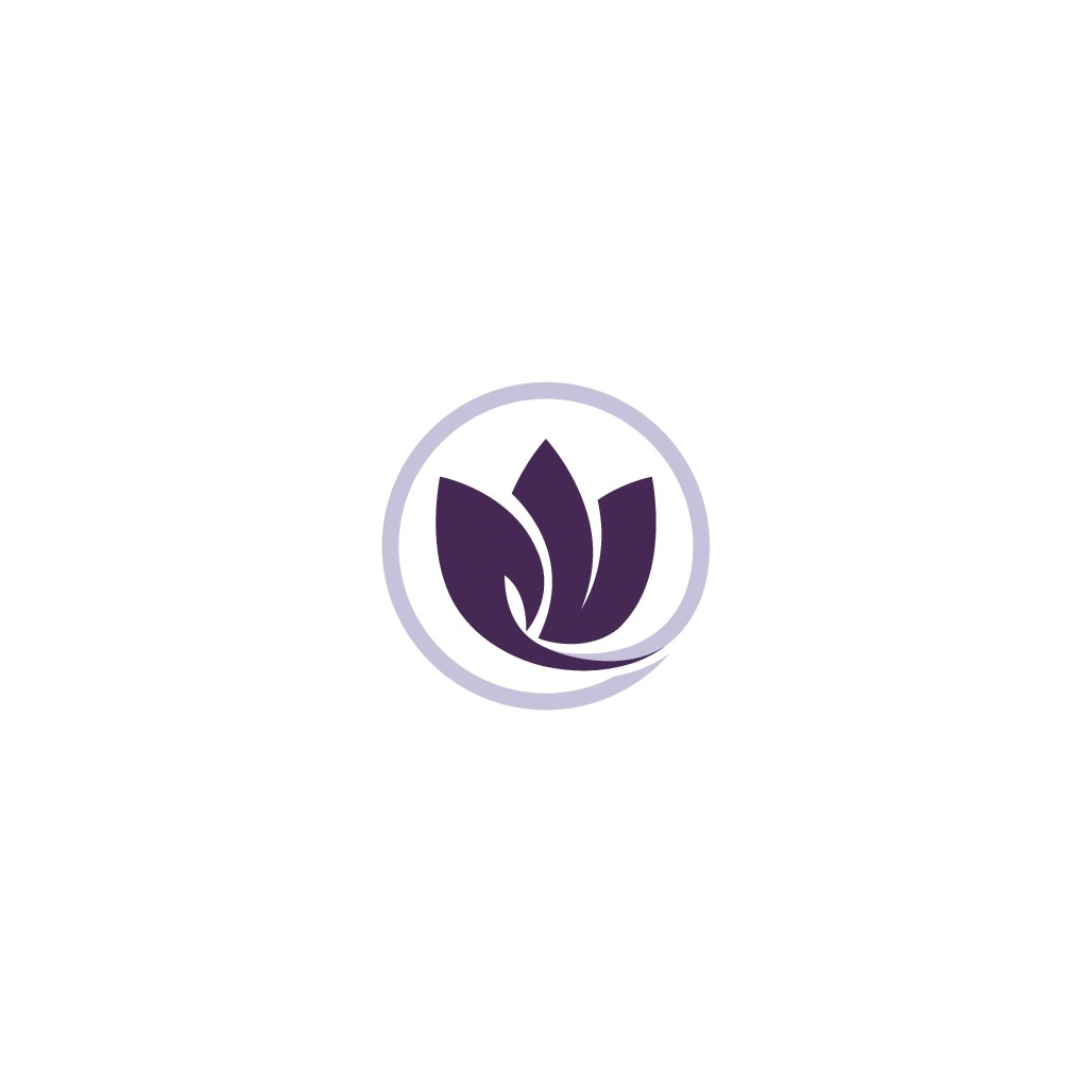 Create a modern logo for a consulting company named Project Violet
