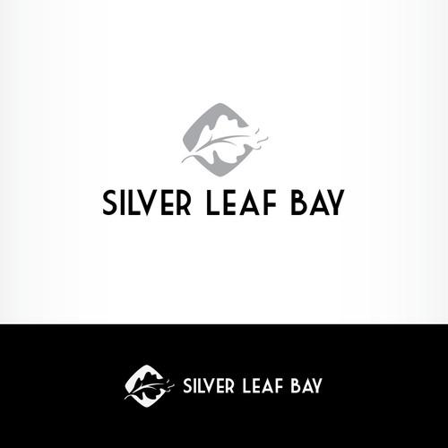 Silver Leaf Bay Logo Design