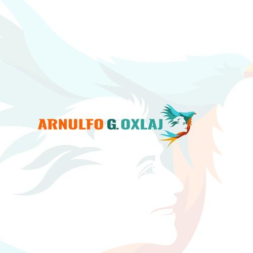 Arnulfo G. Oxlaj Personal Logo