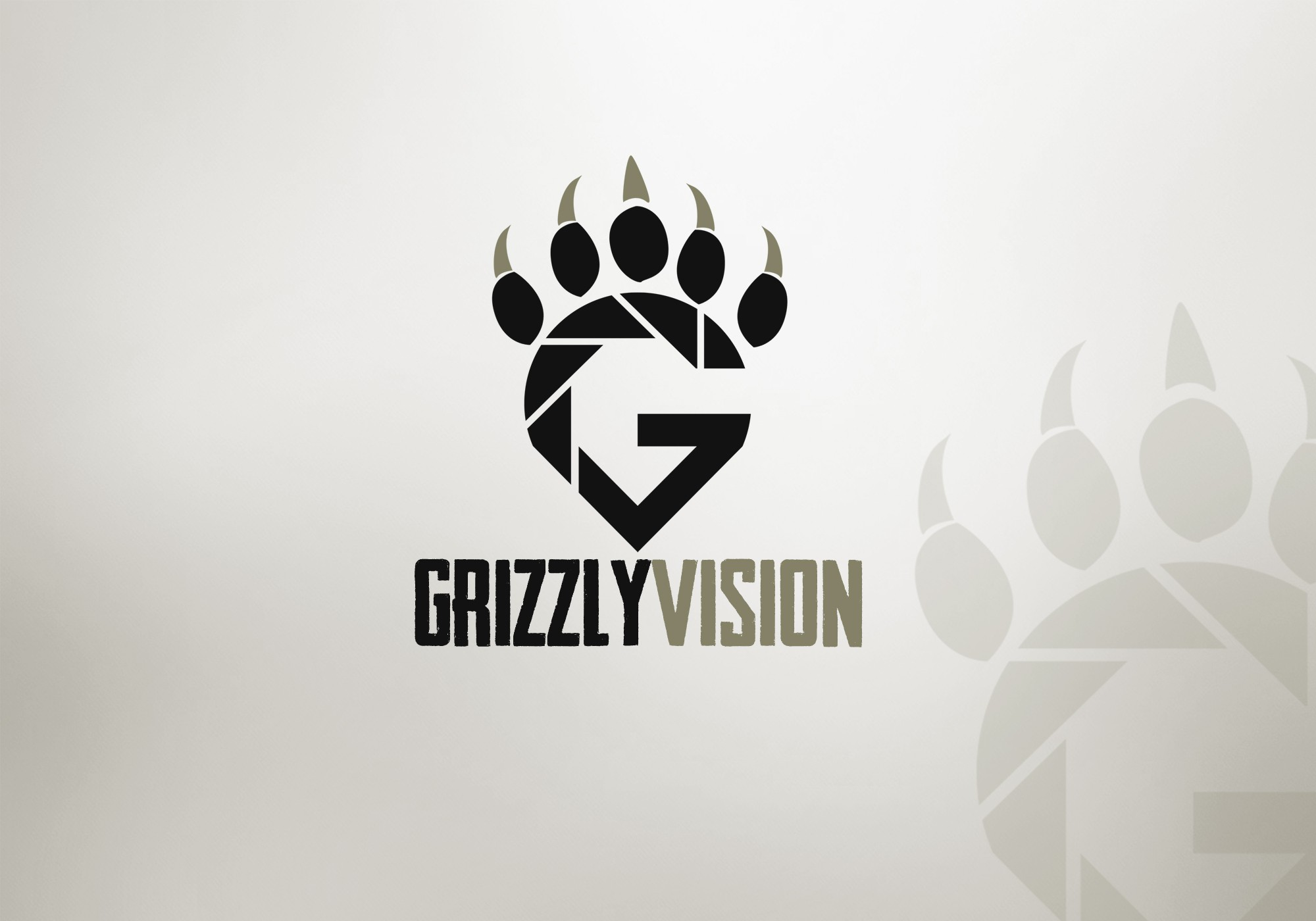 Grizzly Vision needs help with a new logo