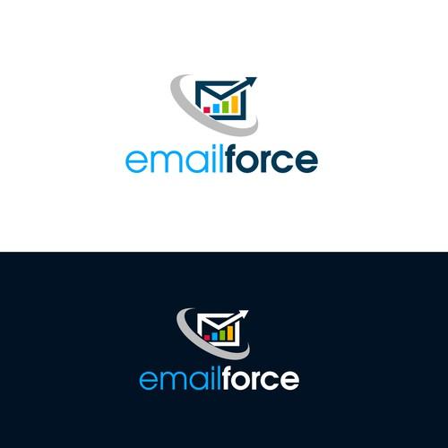 Captivating logo for emailforce