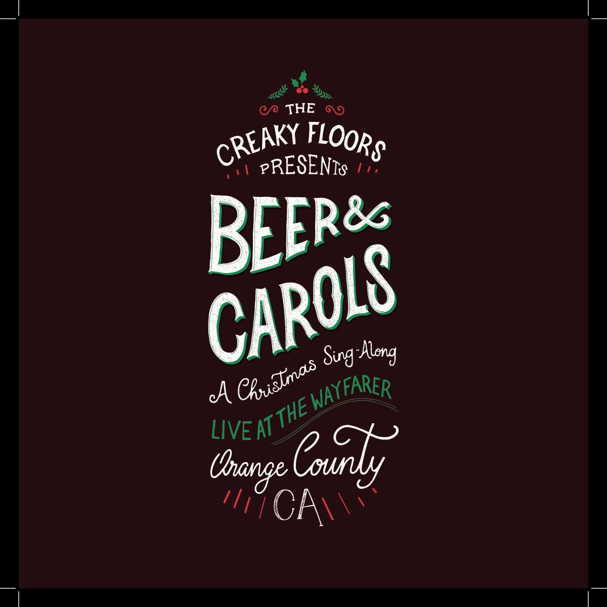 Beer and Hymns Christmas Album