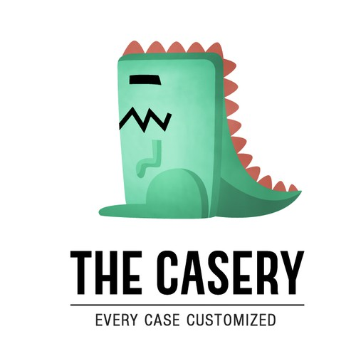 Mascot design for THE CASERY