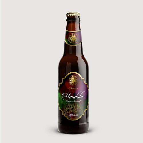 Logo concept for handcrafed beer