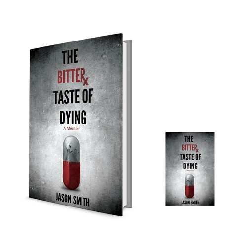 International Drug Memoir In Need of Captivating Cover!