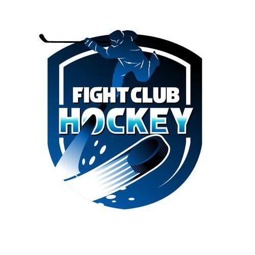 Hockey logo concept