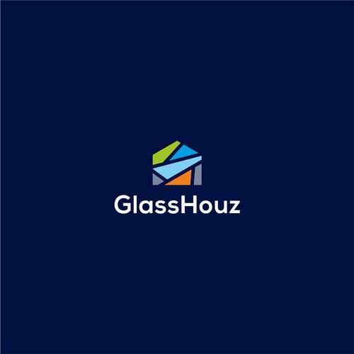 Glass house logo