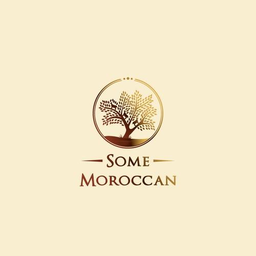 Argan oil logo