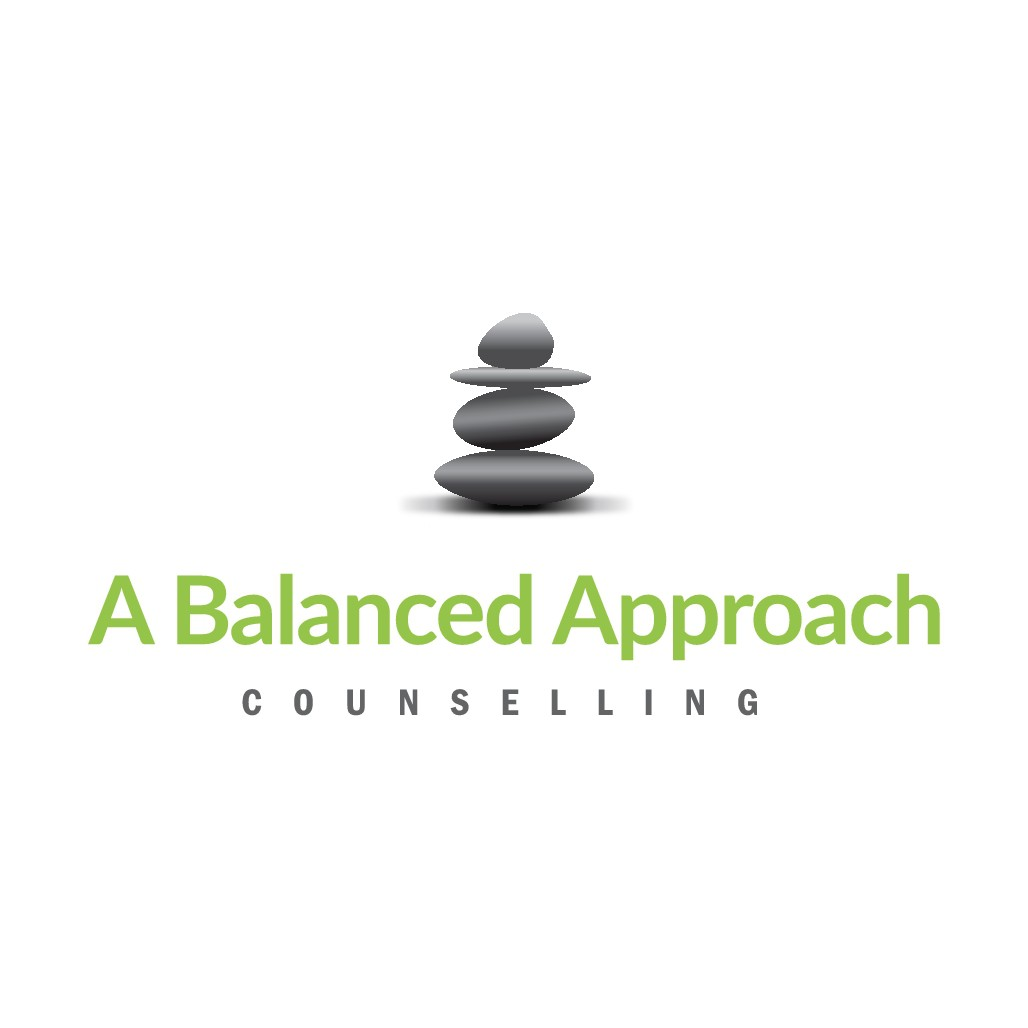 help me create a logo to represent my counselling business and help my clients find balance