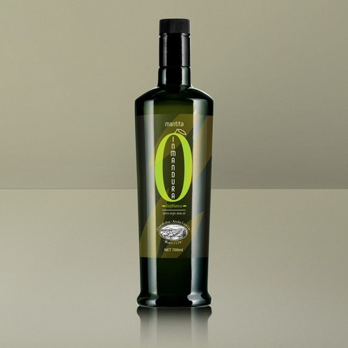 LABEL OLIVE OIL