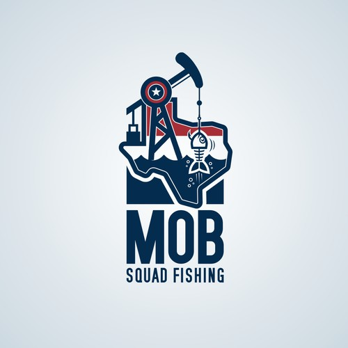 Fishing Team Needs Modern Rebranding Logo!