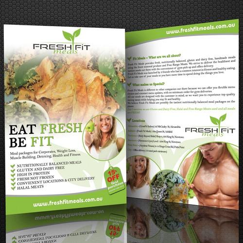 promo flyer, easy job, will pick winner fast.