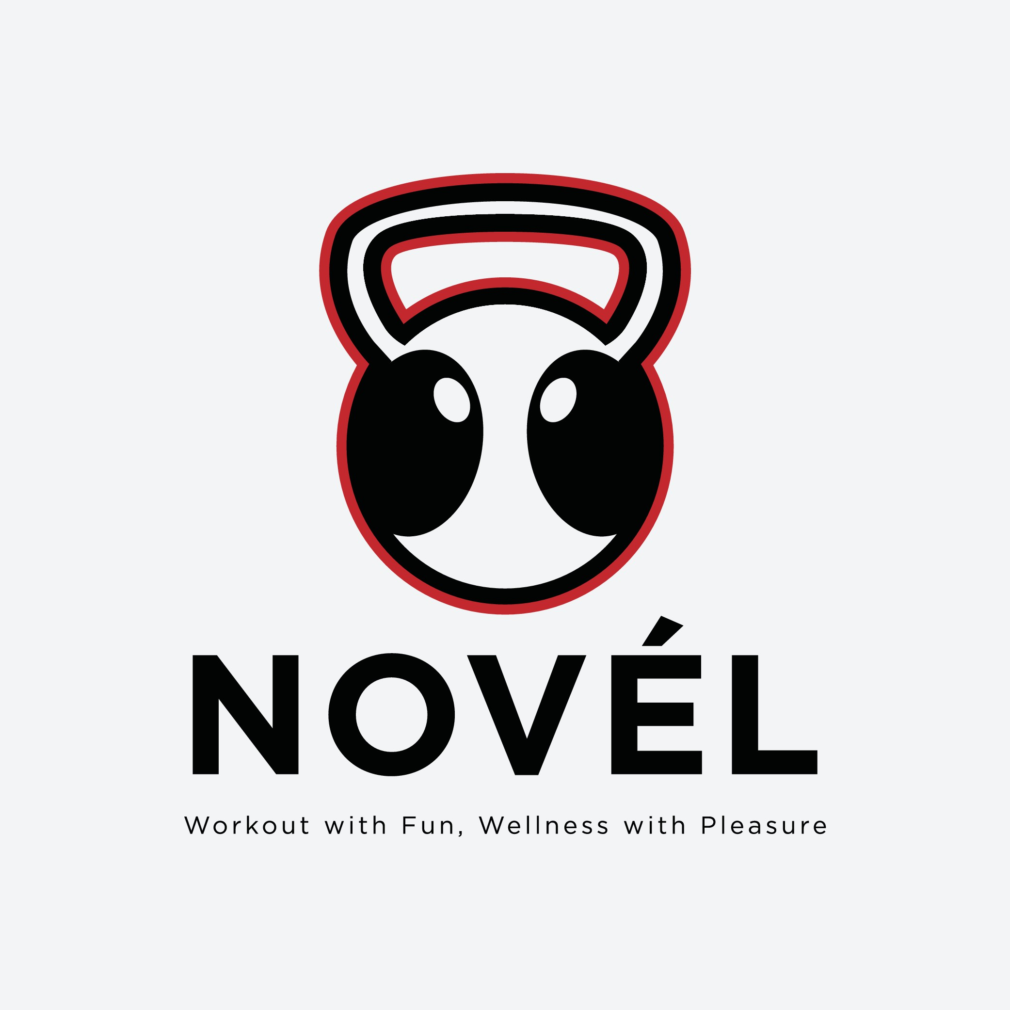 Novél needs fun logo for cricket based high protein food supplements for ethical CrossFitters