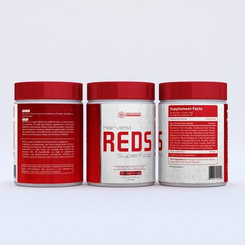 Harvest Reds
