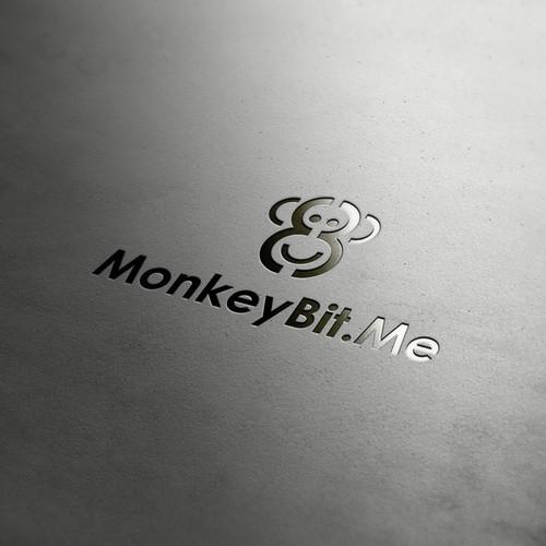 M + B monkey logo