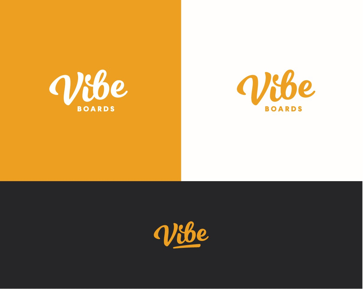 Logo for VibeBoards - Inspire your team with real-time customer feedback