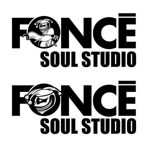 logo for studio FONCE Soul Studio