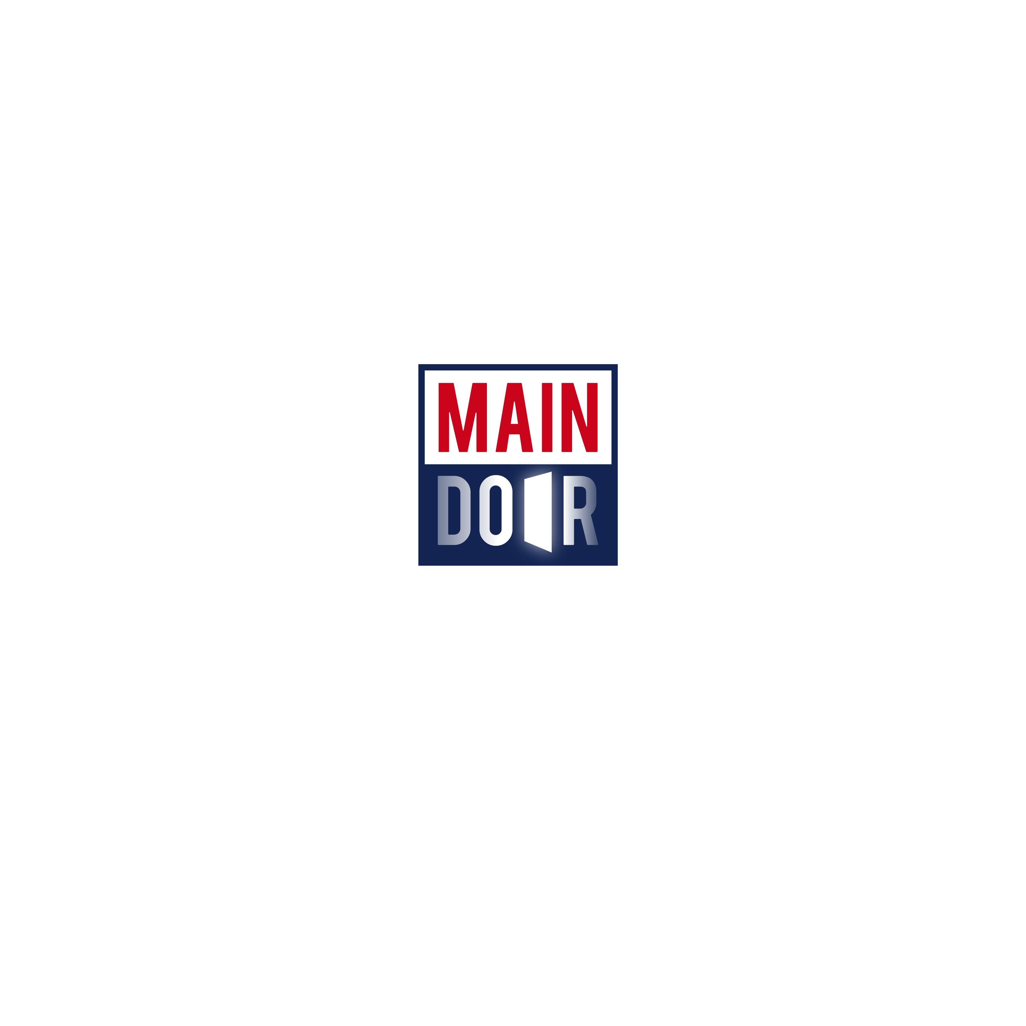 MainDoor wants a logo that mean safety and well done job