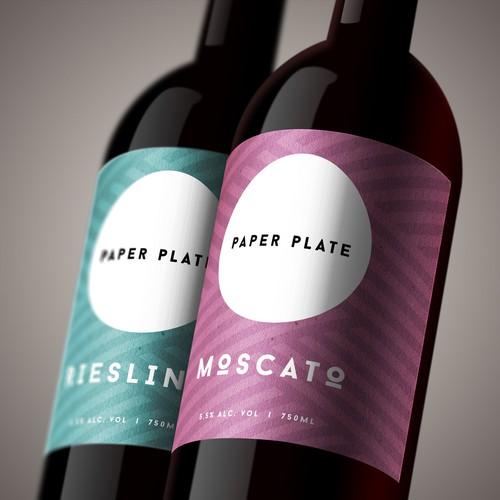 Wine Range Labels