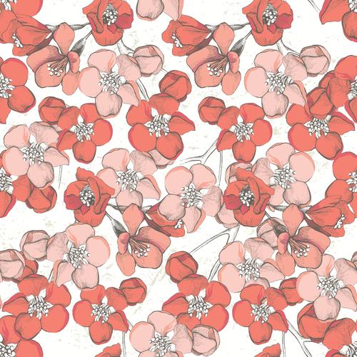 Floral sakura