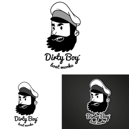 Dirty boy boat works