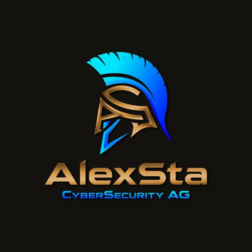 Logo for cyber security company