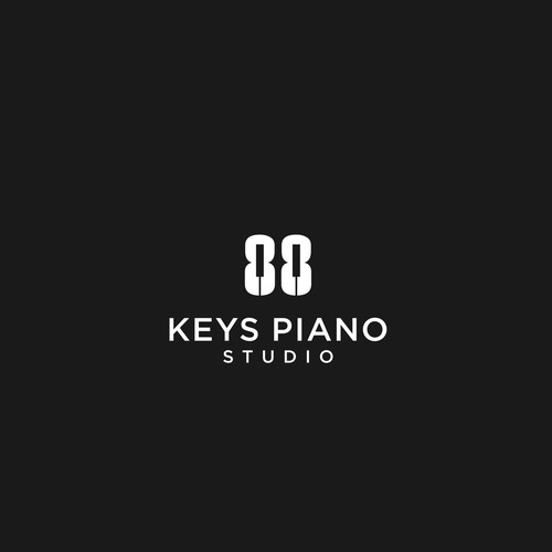 88 keys piano studio