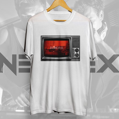NEFFEX Music Band T-shirt Design